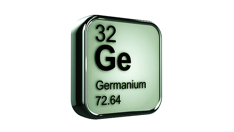 Germanium on the table of elements