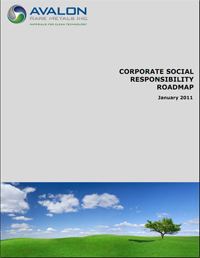CORPORATE SOCIAL RESPONSIBILITY ROADMAP